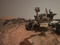 NASA Curiosity Rover detects methane spike on Mars, indicating signs of life
