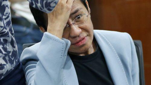 Philippine agents arrest journalist critical of president