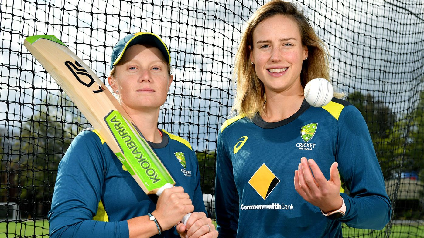 Alyssa Healy best women's T20 player for 2018, four Aussies in team of year