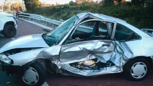 Car seen 'swerving' before fatal WA crash