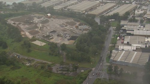 Residents in Wetherill Park, in Sydney's north west, have been warned to brace for evacuations. NSW floods