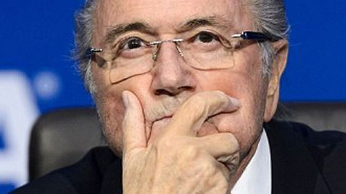 FIFA president Sepp Blatter 'facing provisional 90-day ban' amid criminal investigation