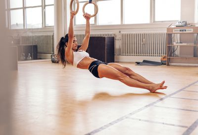 <strong>Gymnastics (39 minutes)</strong>