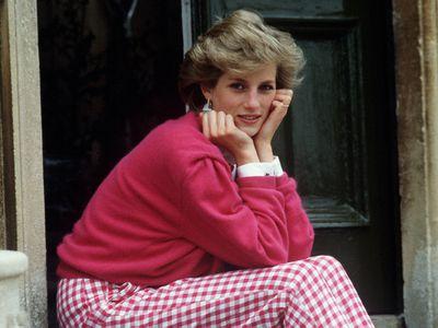 Diana, Princess of Wales, 1997