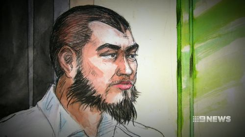 The jury was told 22-year-old Khan wanted to right perceived injustices in the Middle East. Picture: 9News
