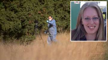 Remains found on roadside are missing woman