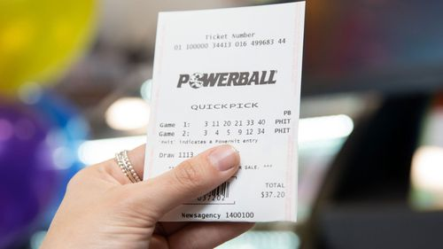 The Powerball lottery is the biggest ever.