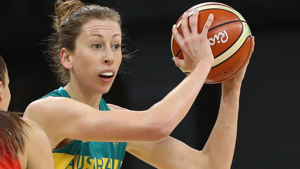 The Opals are through to the Olympic quarter-finals. (Getty Images)