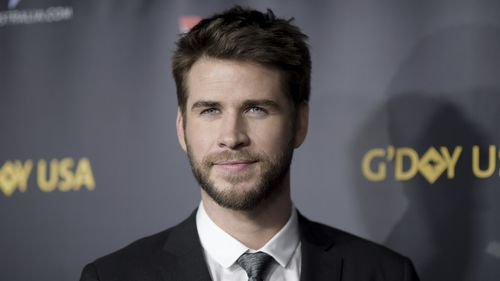 Hemsworth is following in the footsteps of brother Chris with the honour.