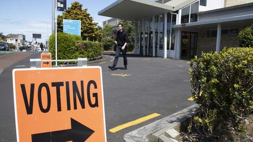 The New Zealand election included referenda on cannabis and euthanasia.