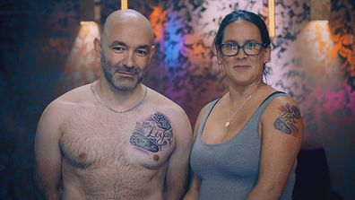 Grenfell Tower fire survivors get tattoo tribute to unborn son