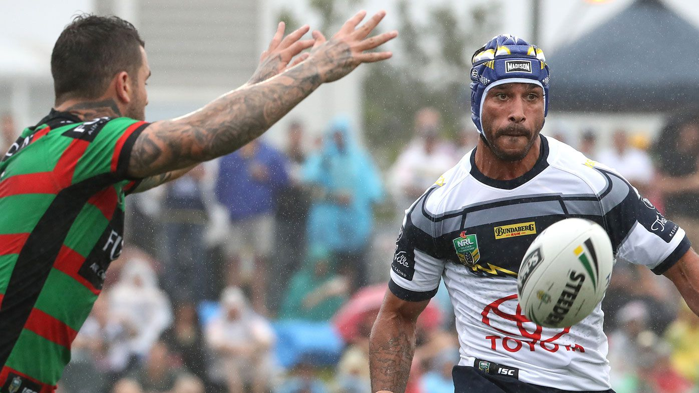 Adam Reynolds and Johnathan Thurston