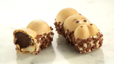 Kinder Happy Hippos biscuit