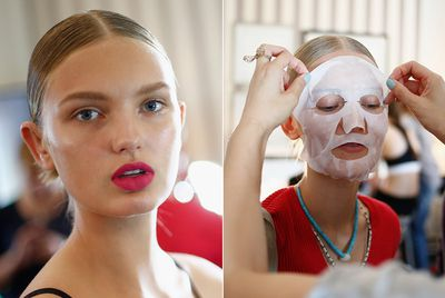 #1 Try a sheet mask before a big event