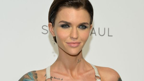 Ruby Rose at the 25th Annual Elton John AIDS Foundation's Academy Awards Viewing Party in February. Image: Getty