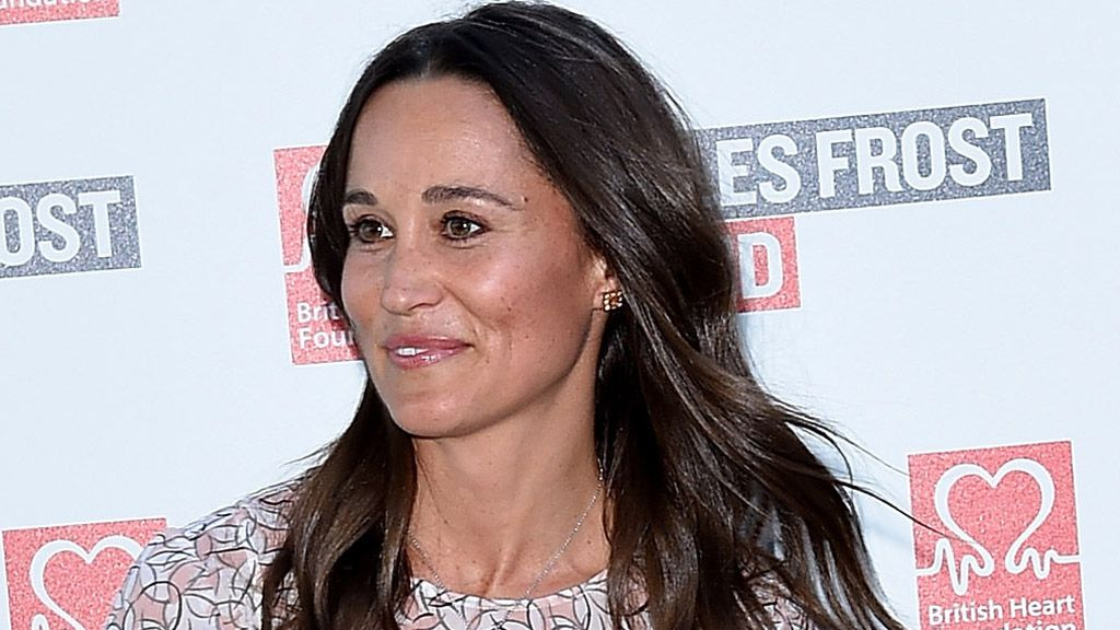 Pippa Middleton gets the chop
