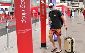 Victorian passengers to wear masks on Virgin flights under new COVID-19 measures