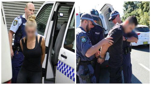 NSW police raids net $1.5 million drugs bust