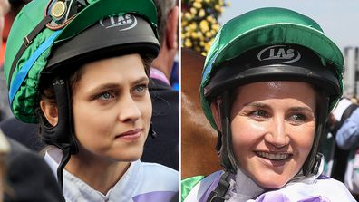 Teresa Palmer, Ride Like A Girl, Michelle Payne, jockey, Melbourne Cup