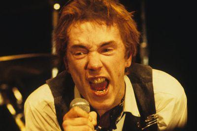 Sex Pistols frontman