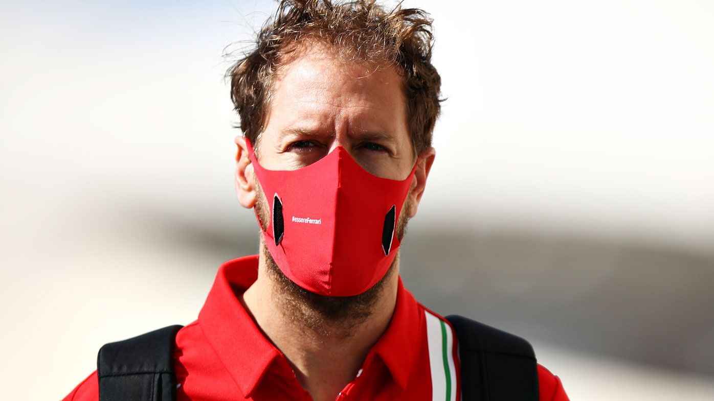 Sebastian Vettel would have been considered for Red Bull had he not signed with Aston Martin