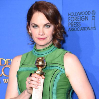 Ruth Wilson won a Golden Globe for her performance on The Affair.