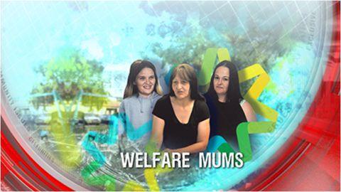 Welfare mums