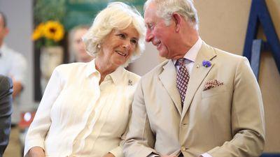 Prince Charles and Camilla, 2018.