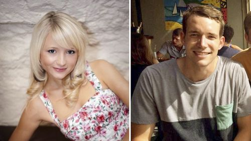 British students Hannah Wutheridge and David Miller were found murdered on the island in September 2014. (AAP)