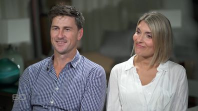 The Drew family have been on the house hunt in Melbourne for four years now.