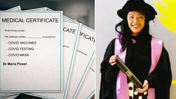 Queensland woman accused of issuing over 600 fake covid certificates