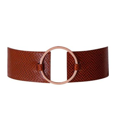 "<a href=""https://www.gingerandsmart.com/anais-ring-belt-14722.html"" target=""_blank"" draggable=""false"">Ginger and Smart Anais Ring Belt, $189<br> <br> </a>"
