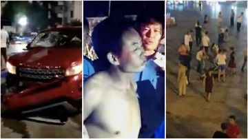Yang Zanyun was executed today months after he ploughed into a crowd of pedestrians killing 15 and injuring dozens in China.