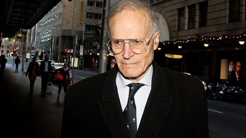 Former High Court Justice Dyson Heydon has been accused of sexual harassment.