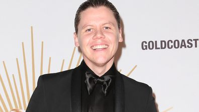 Conrad Sewell at the 2019 Logie Awards