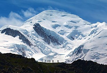 Daily Quiz: Which French mountain is the tallest in Western Europe?