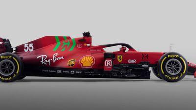 Ferrari (Charles Leclerc and Carlos Sainz)