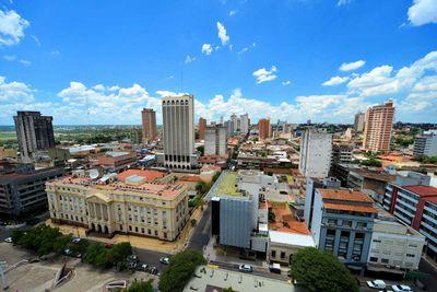 13. Asuncion, Paraguay