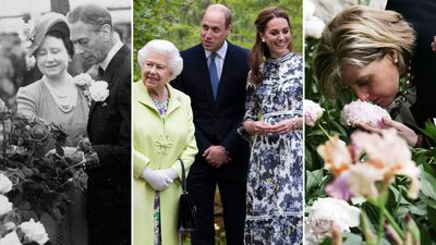 The loveliest photos of royals at the Chelsea Flower Show through the years