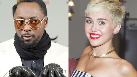 Listen: Miley Cyrus' sexy new song with will.i.am