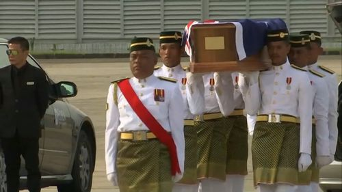 Twenty-one veterans, three servicemen and eight dependents will be brought home from Malaysia. (9NEWS)