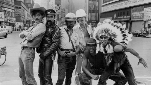 The Village People have become icons of the disco movement.
