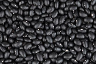 Black beans: About 50mcg of iodine per 3/4 cup