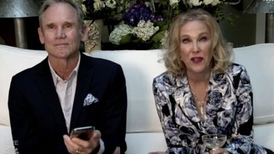 Catherine O'Hara 'played off' by her husband