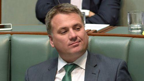 Liberal MP Jamie Briggs. (AAP)