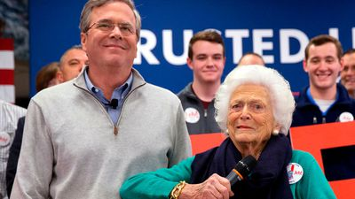 Jeb Bush to deliver eulogy for former US first lady Barbara Bush