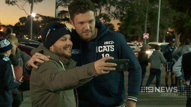 Coach dismisses AFL player feud at Cats