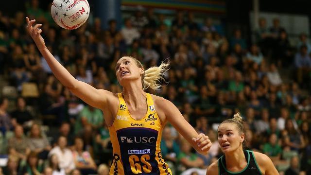 Bassett stars on Perth netball return