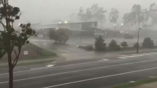 Thousands left without power across Queensland after intense thunderstorms