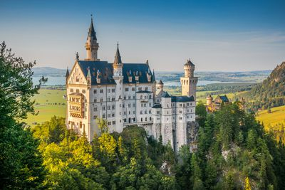 <strong>17.&nbsp;<em>Chitty Chitty Bang Bang -</em>&nbsp;Neuschwanstein Castle, Germany</strong>